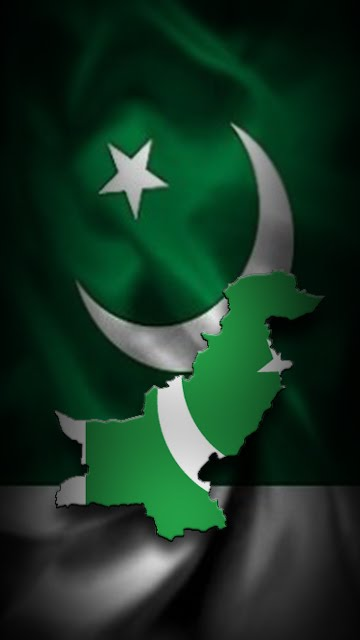 Pak Flag Pakistani flag Pakistani Flags Wallpapers download 360x640