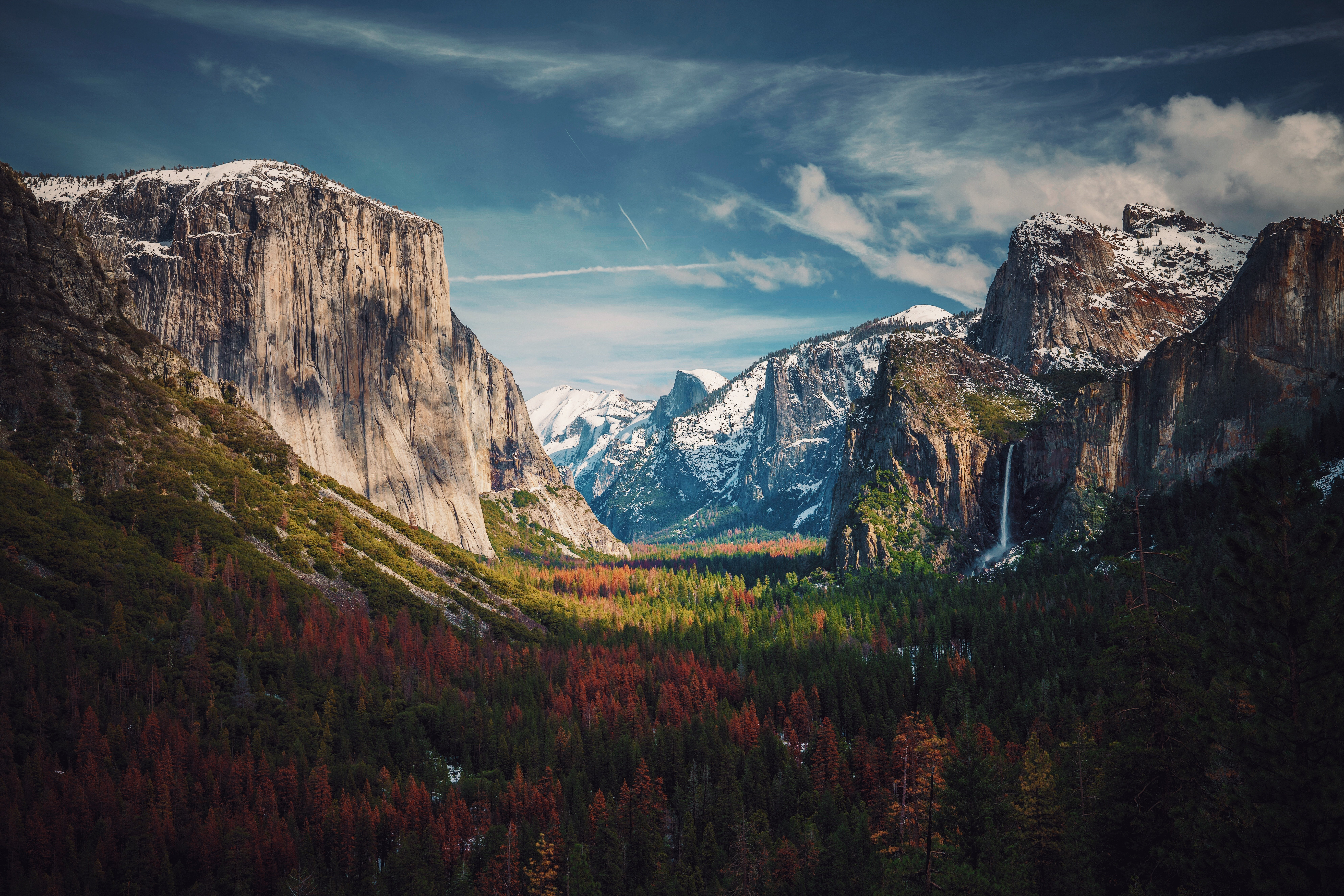 Yosemite 4K wallpapers for your desktop or mobile screen and 7952x5304