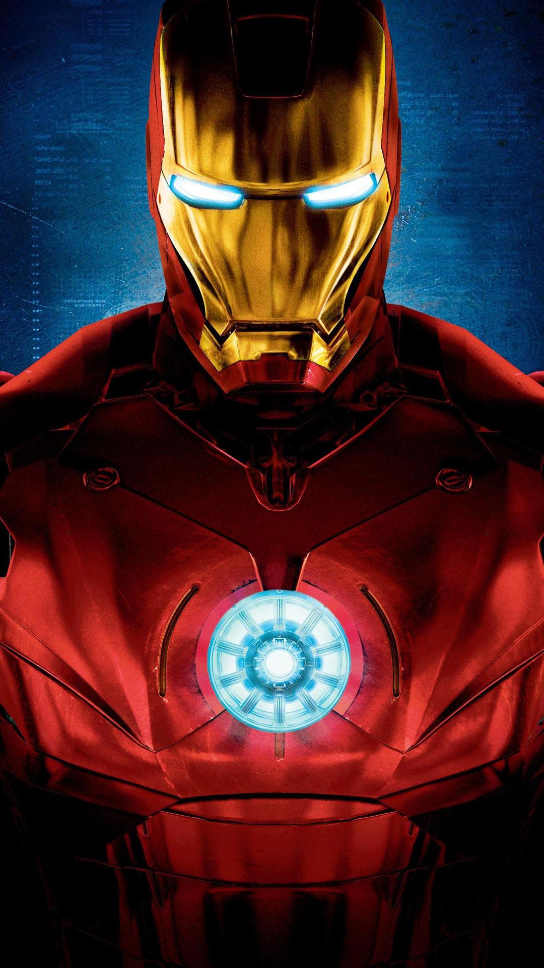 iron man movie hd 1080x1920