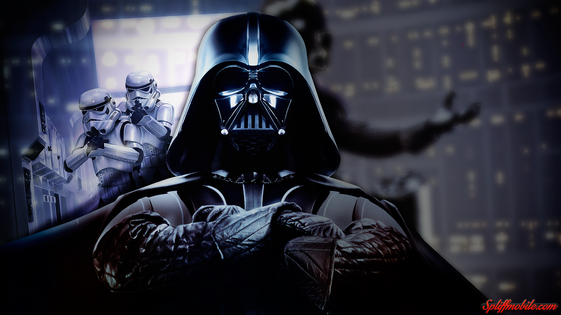 Pics Photos   Darth Vader Wallpaper Image Gallery 1920x1080