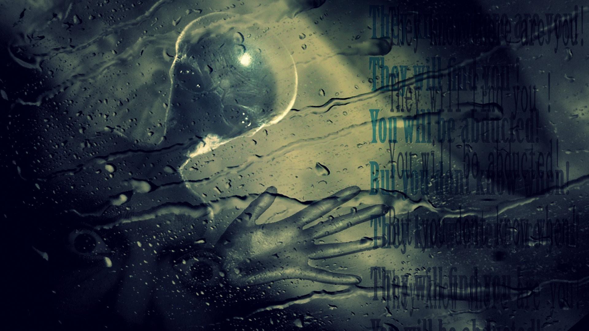 Alien abduction hypno wallpaper WallpaperFool 1920x1080