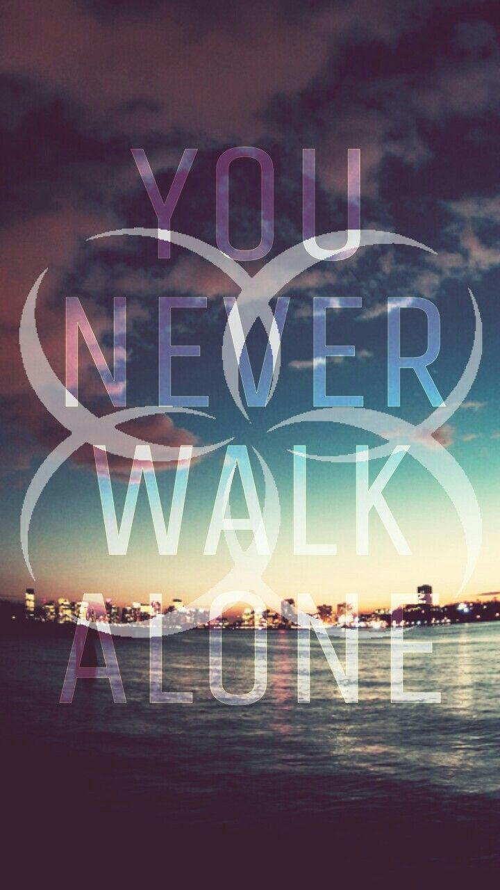 You never walk alone Wings   Bts Wallpaper BTS 720x1280