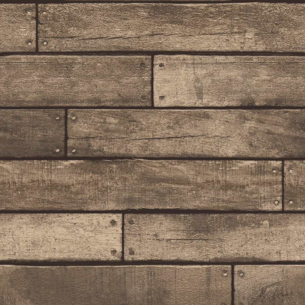 Wallpaper Fine Decor Fine Decor Wooden Plank Wallpaper 1000x1000
