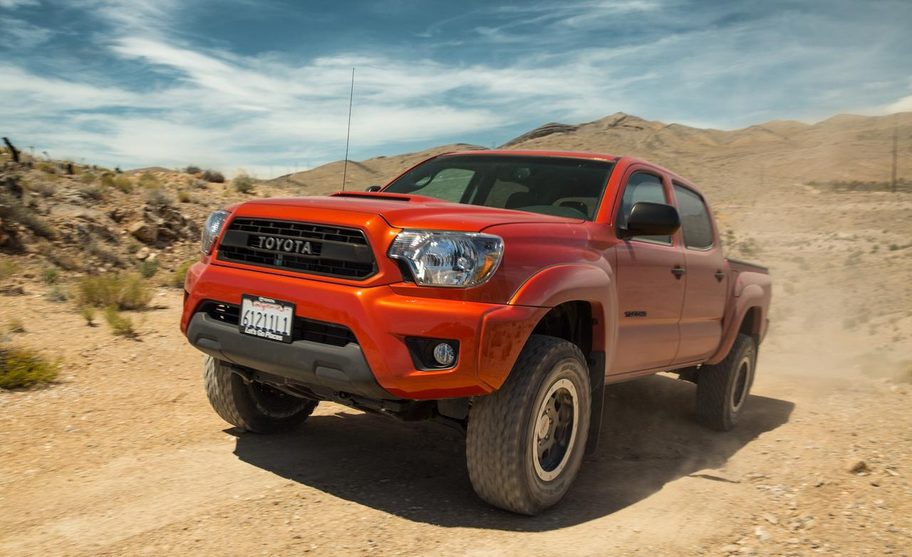 2015 Toyota Tacoma TRD Pro Series photo 1280x782