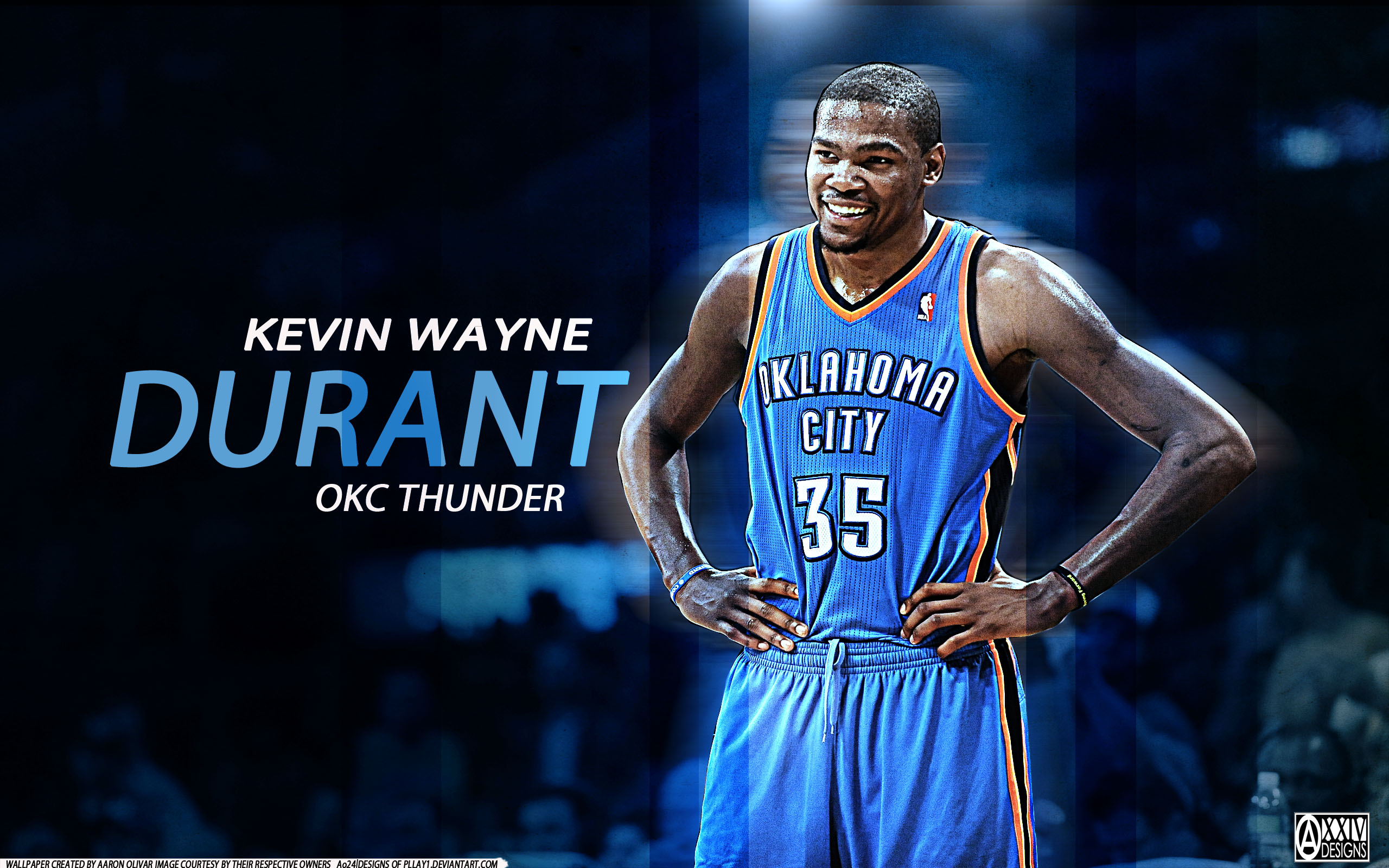 Kevin Durant Wallpapers HD 2560x1600