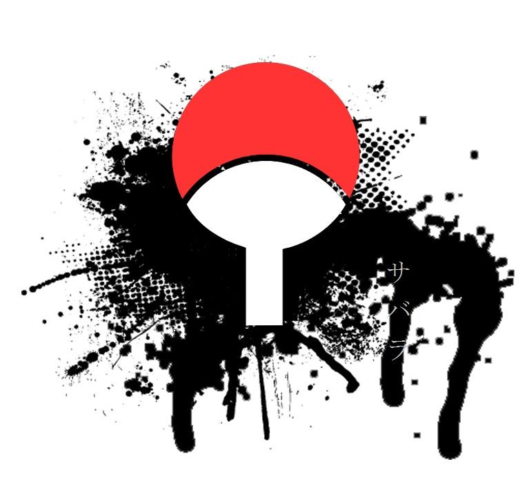 Shirt Design Uchiha Symbol by Nightrose91 764x704