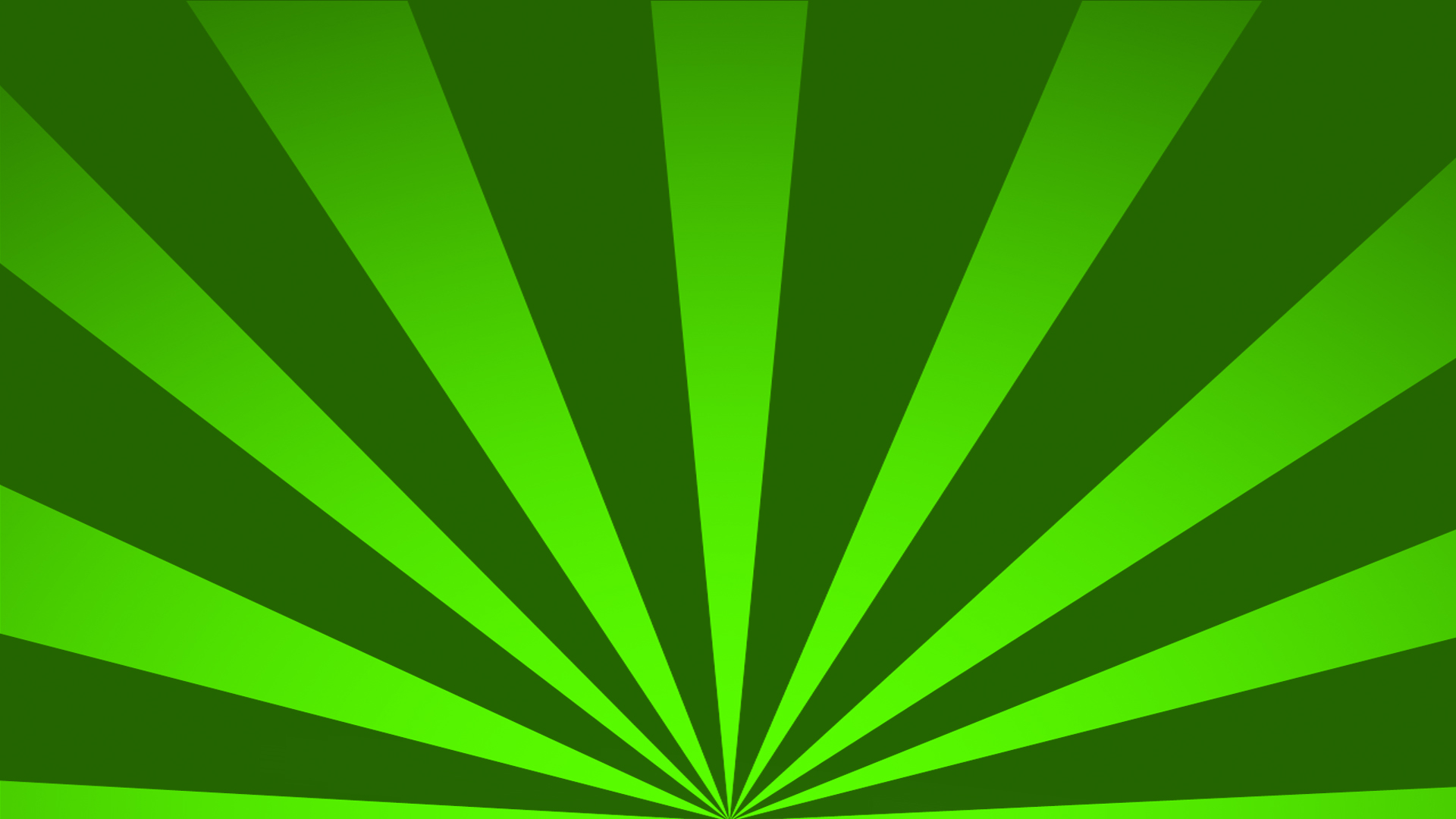 green rays background -#main
