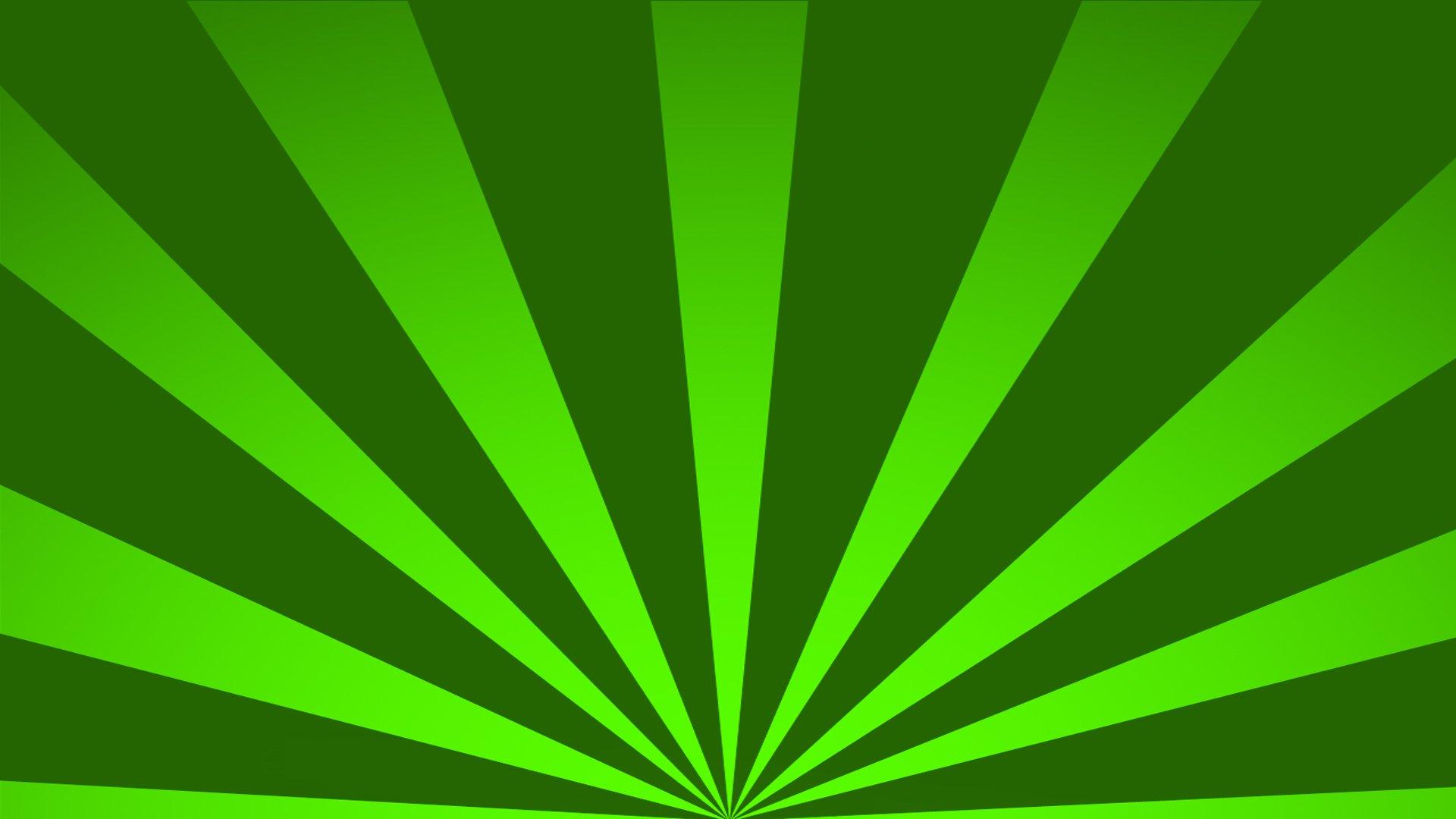 green rays background -#main