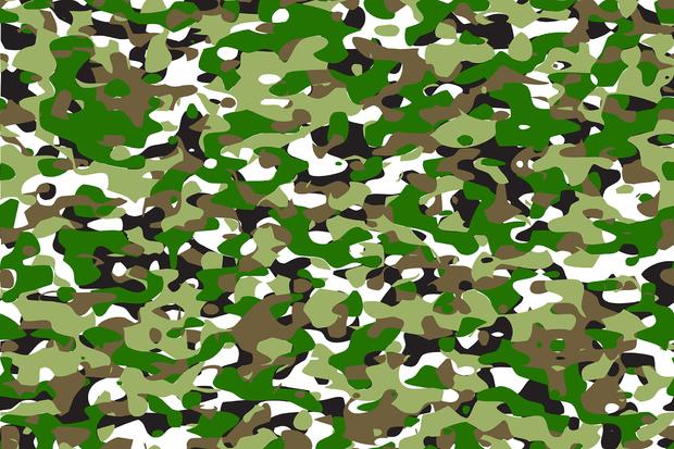 Camouflage   Green   Wall Mural Photo Wallpaper   Photowall 620x413