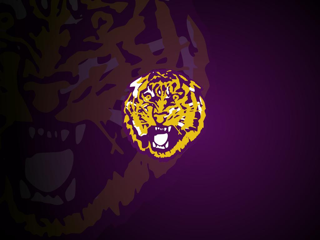 LSU Tigers Wallpaper for Computer - WallpaperSafari