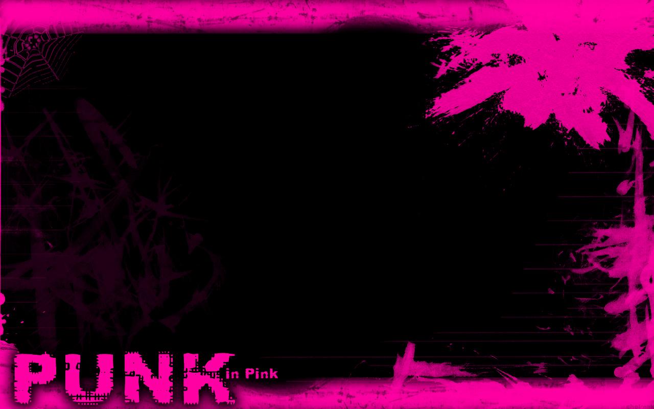 Pink Punk Wallpaper Wallpapersafari