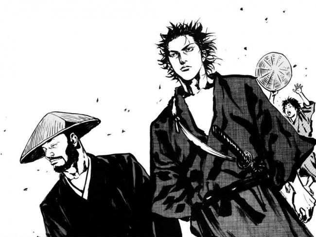 wallpaper manga vagabond 001 de la catgorie mangas 650x488