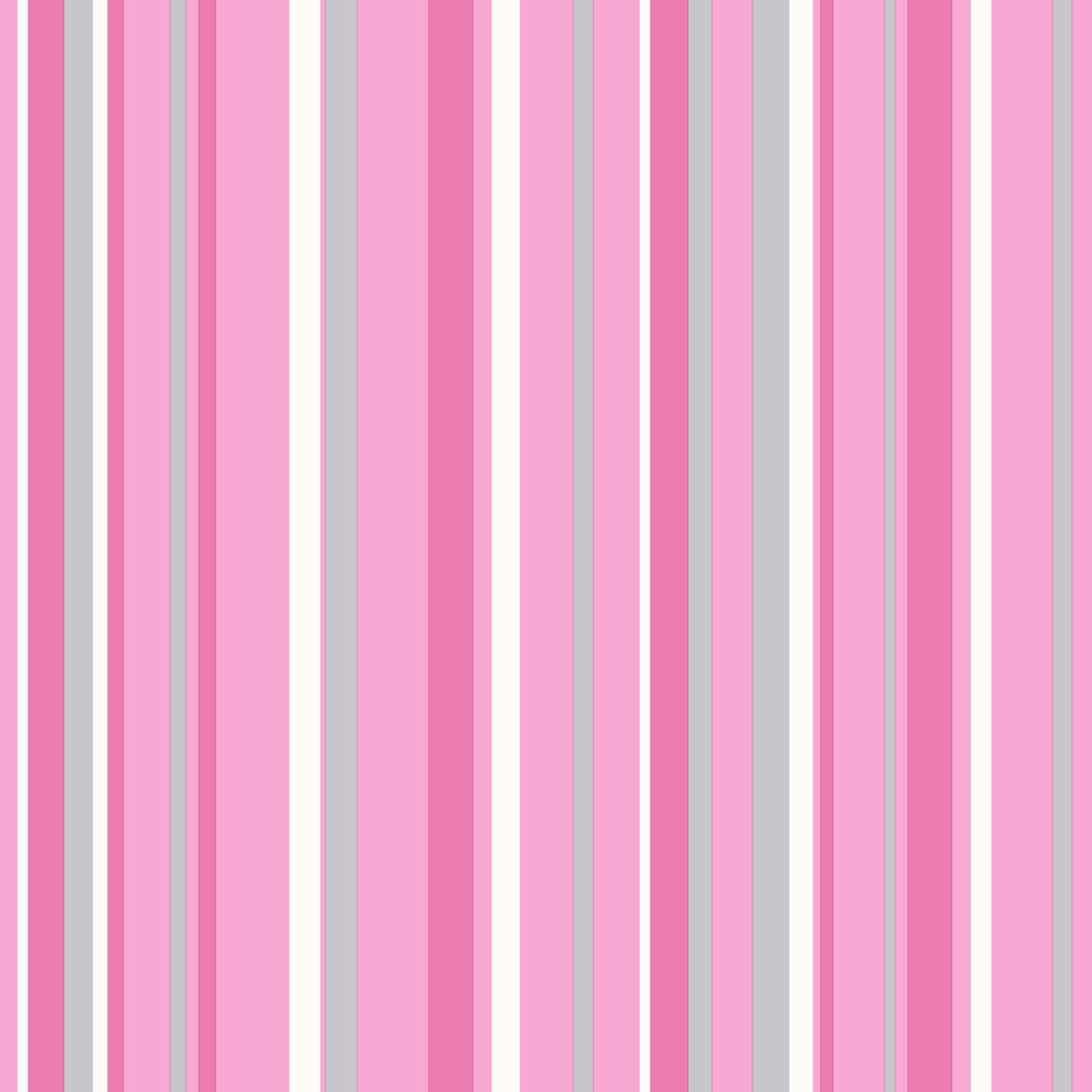 Pink Striped Wallpaper Wallpapersafari