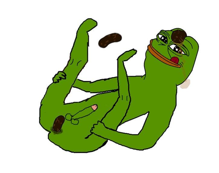Pin Pepe Frog Meme 725x573