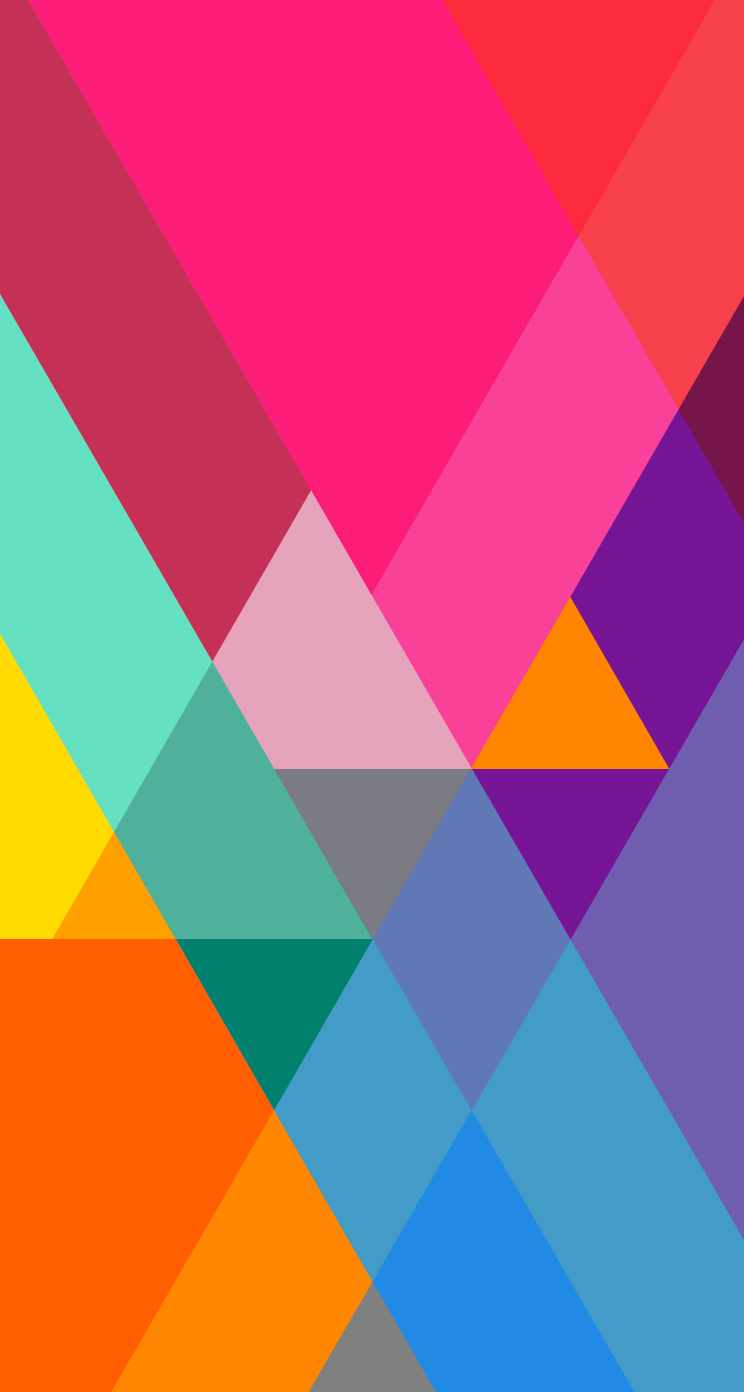 Download All Of The New iOS 7 Wallpapers Here macmixing 744x1392