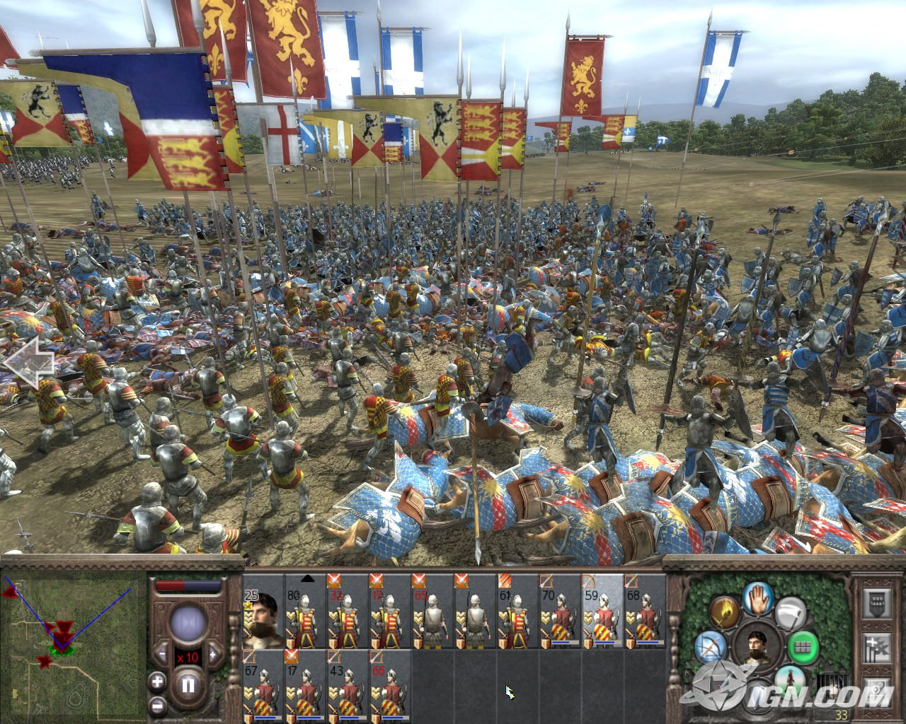 Medieval 2 Total War Kingdoms 1280x1024