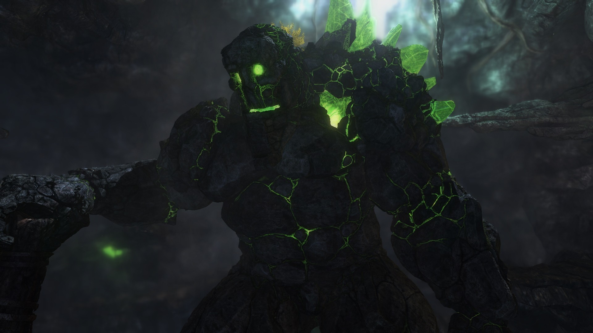 1 Golem HD Wallpapers Backgrounds 1920x1080