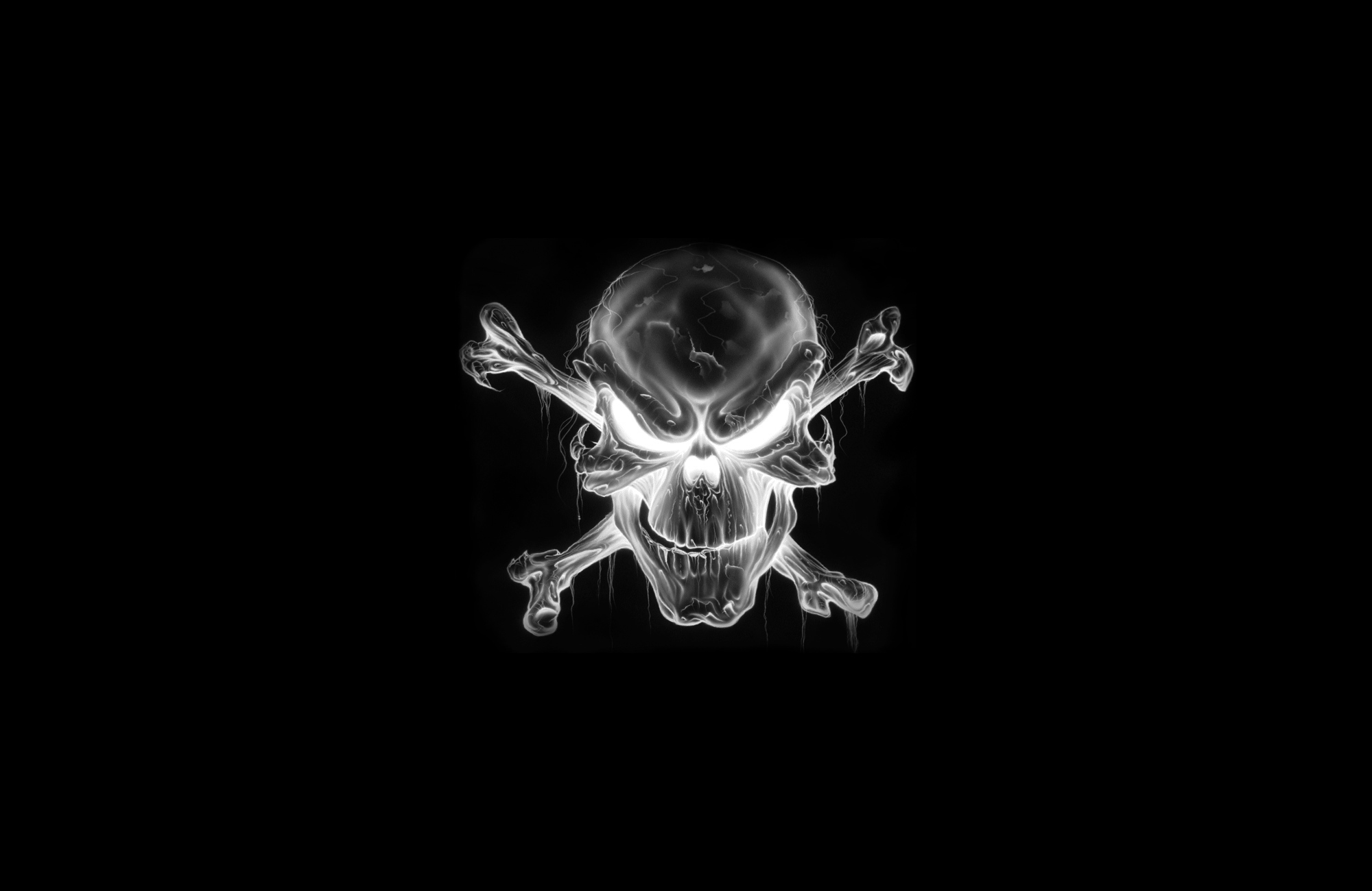 evil skuLL wallpaper   ForWallpapercom 2000x1300