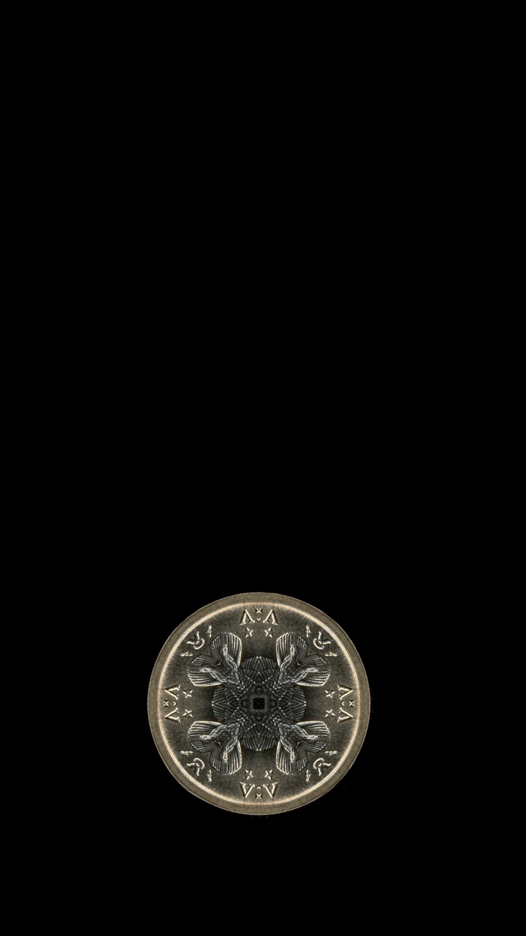 Stargate Coin Cell Phone Wallpaper by mitsubishiman 1080x1920