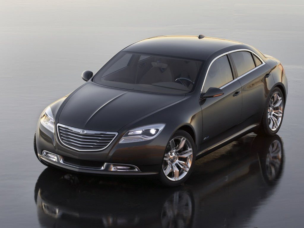 Chrysler 200 Wallpaper 2011 1024x768