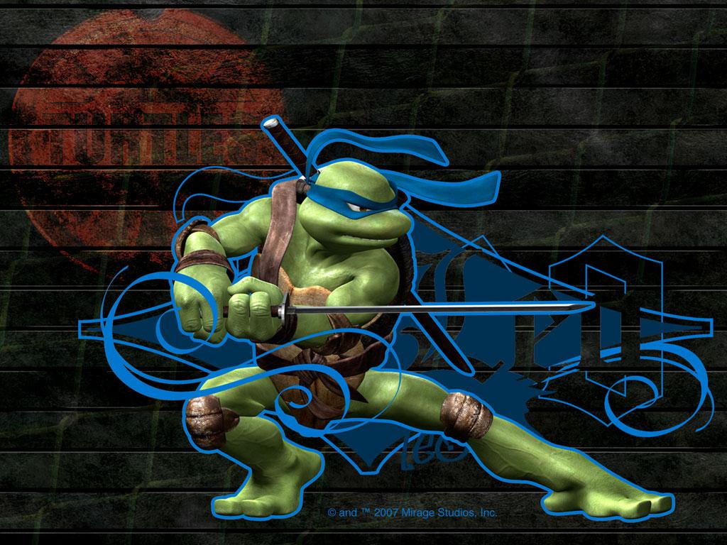 Home Wallpaper Teenage Mutant Ninja Turtles Teenage Mutant Ninja 1024x768