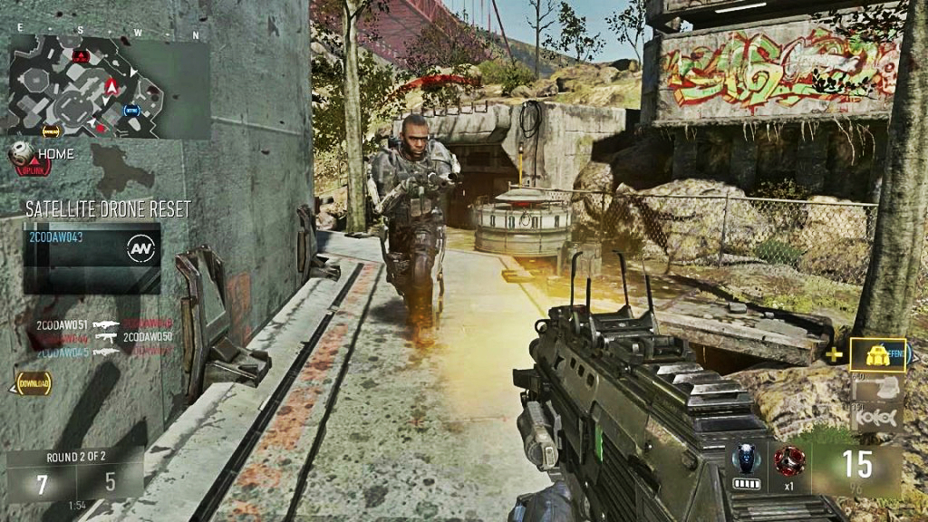 call of duty advanced warfare new pictures call of duty 1024x576
