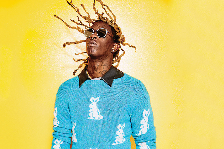 This Photograpy Student Compares Young Thug To Classic 938x625