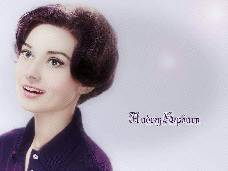 Audrey Hepburn Desktop Wallpaper Audrey Hepburn Pinterest 736x552