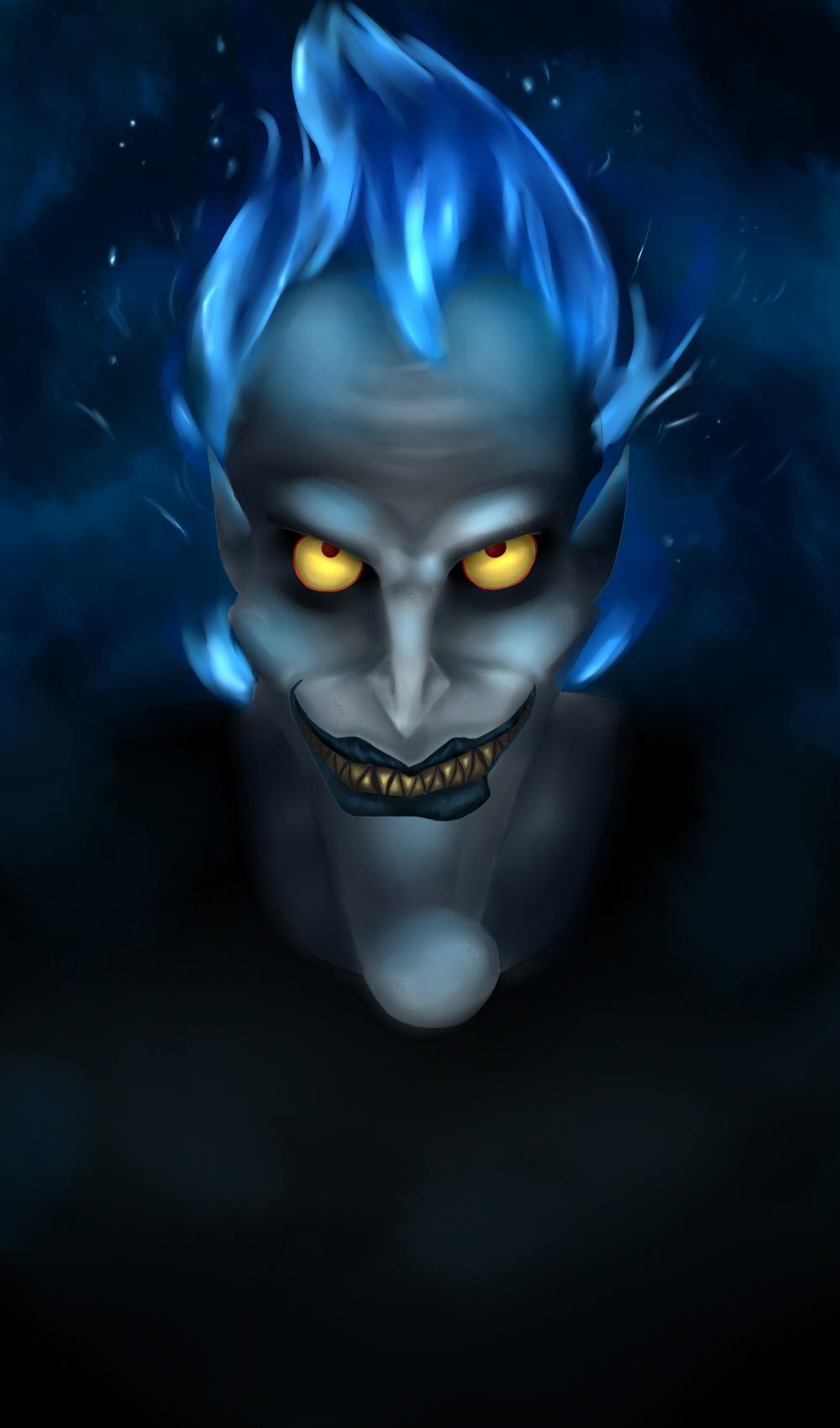 Disney Villains Hades by RavingRobot 1000x1700