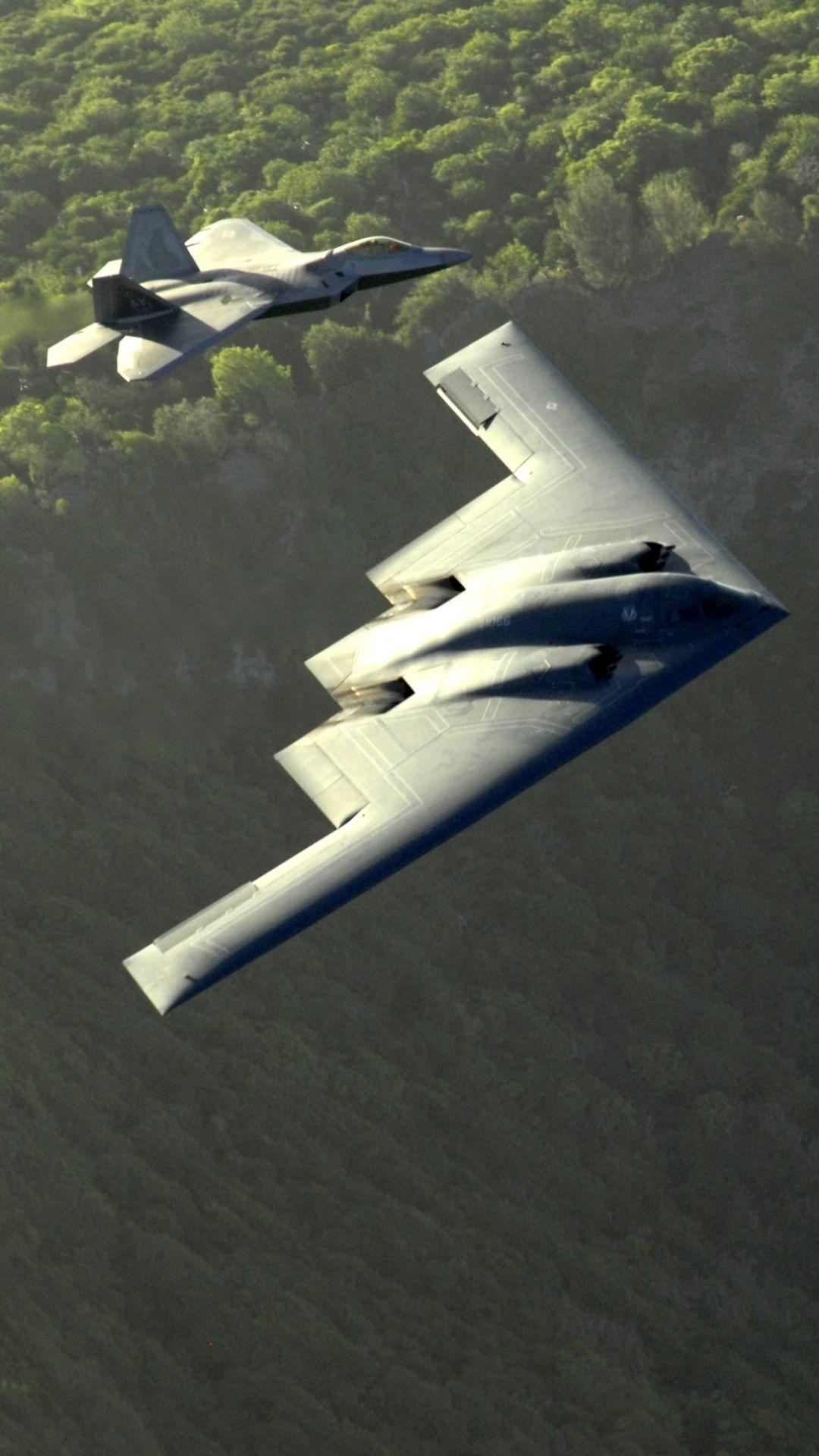 Download this Wallpaper 1080x1920   MilitaryNorthrop Grumman B 2 1080x1920