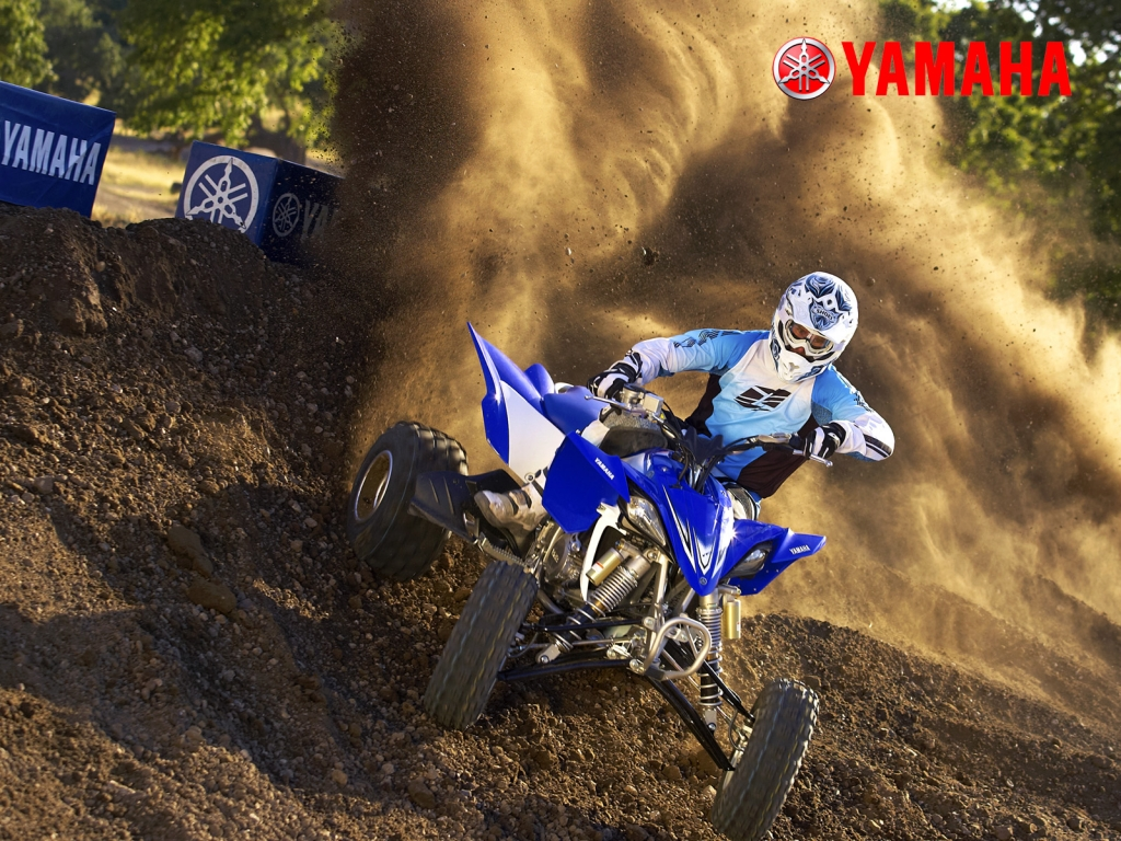 Yamaha Atv Wallpaper Yfz450 Used Four   AxSoris 1024x768