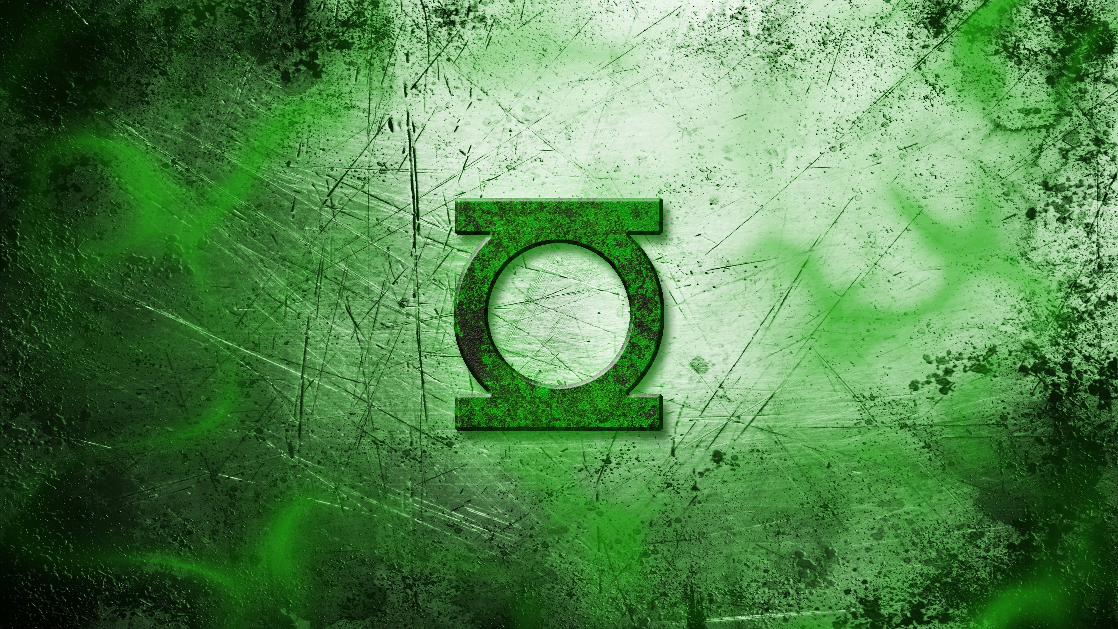 Green Lantern Computer Wallpapers Desktop Backgrounds 3840x2160 3840x2160