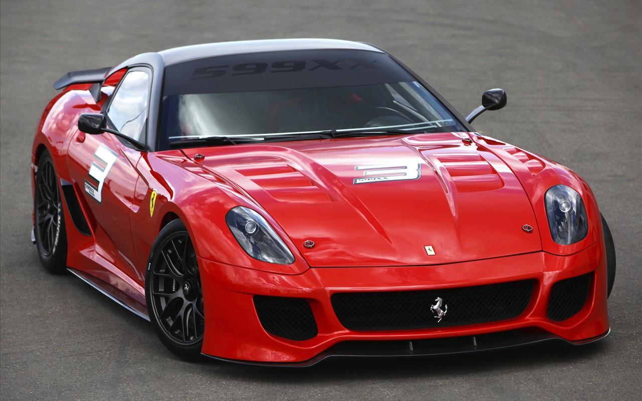 Free Desktop Wallpapers | Backgrounds: 11 Ferrari car wallpapers