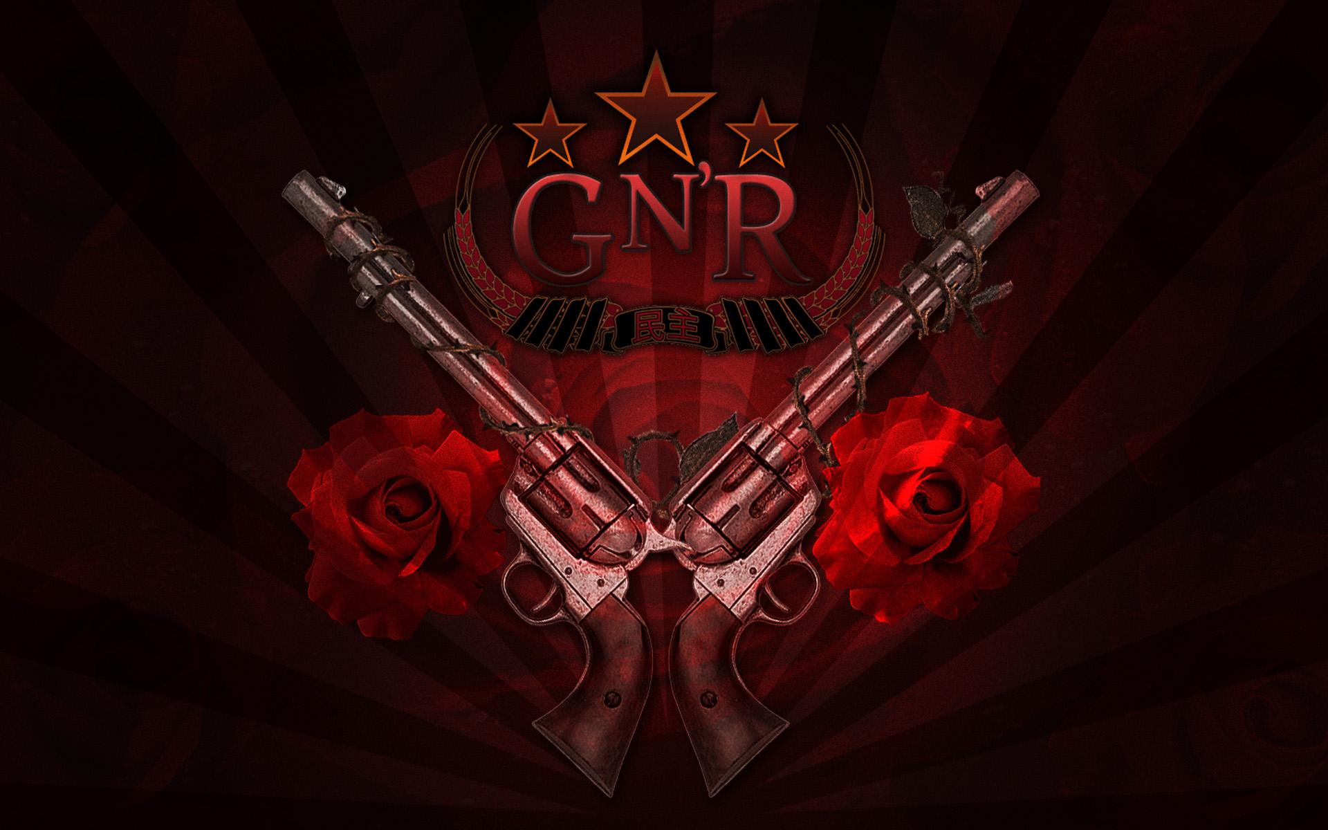 Gun Wallpaper Android Download: Guns N Roses Wallpaper Android