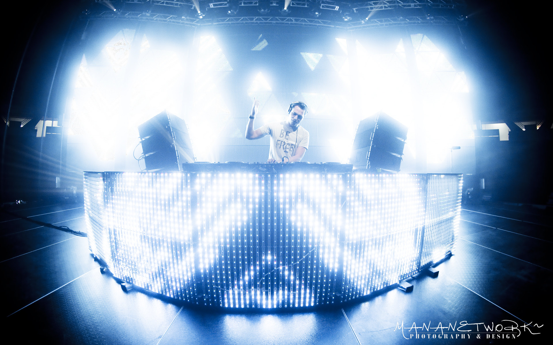 Tiesto Wallpaper HD Desktop Wallpapers 1920x1200