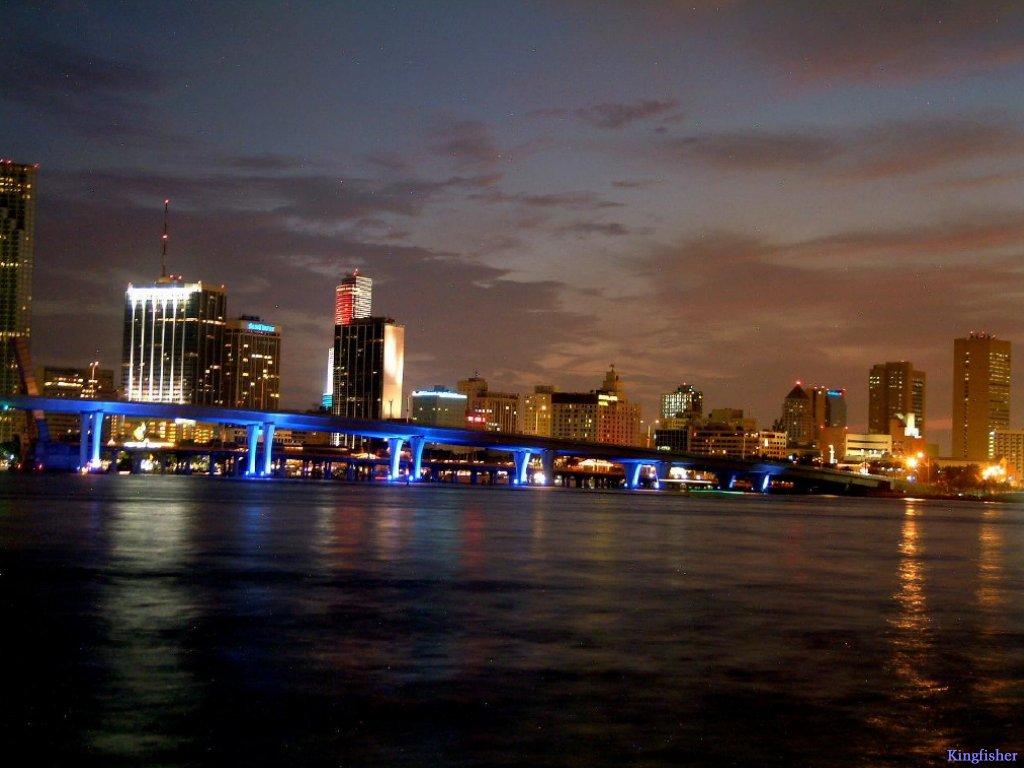 Miami Night miami 509542 1024 768jpg 1024x768