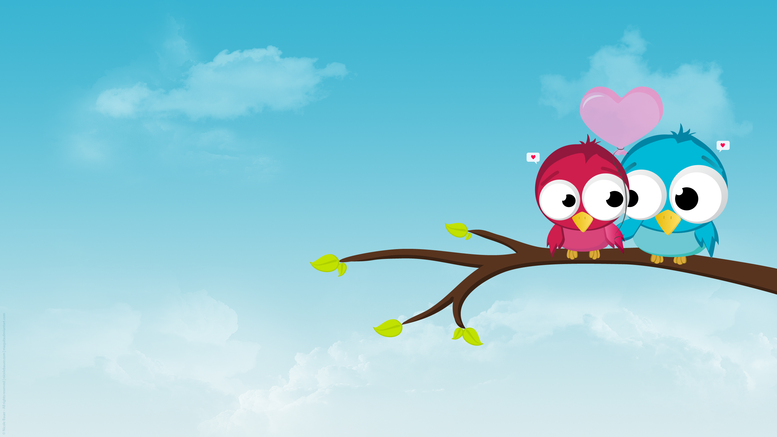 Cute love wallpapers for desktop wallpapersafari - Love cartoon hd ...