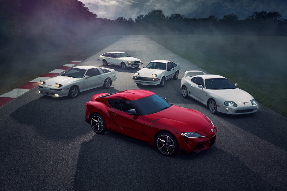 2020 Toyota Supra Official Photos and Specs HYPEBEAST 960x640