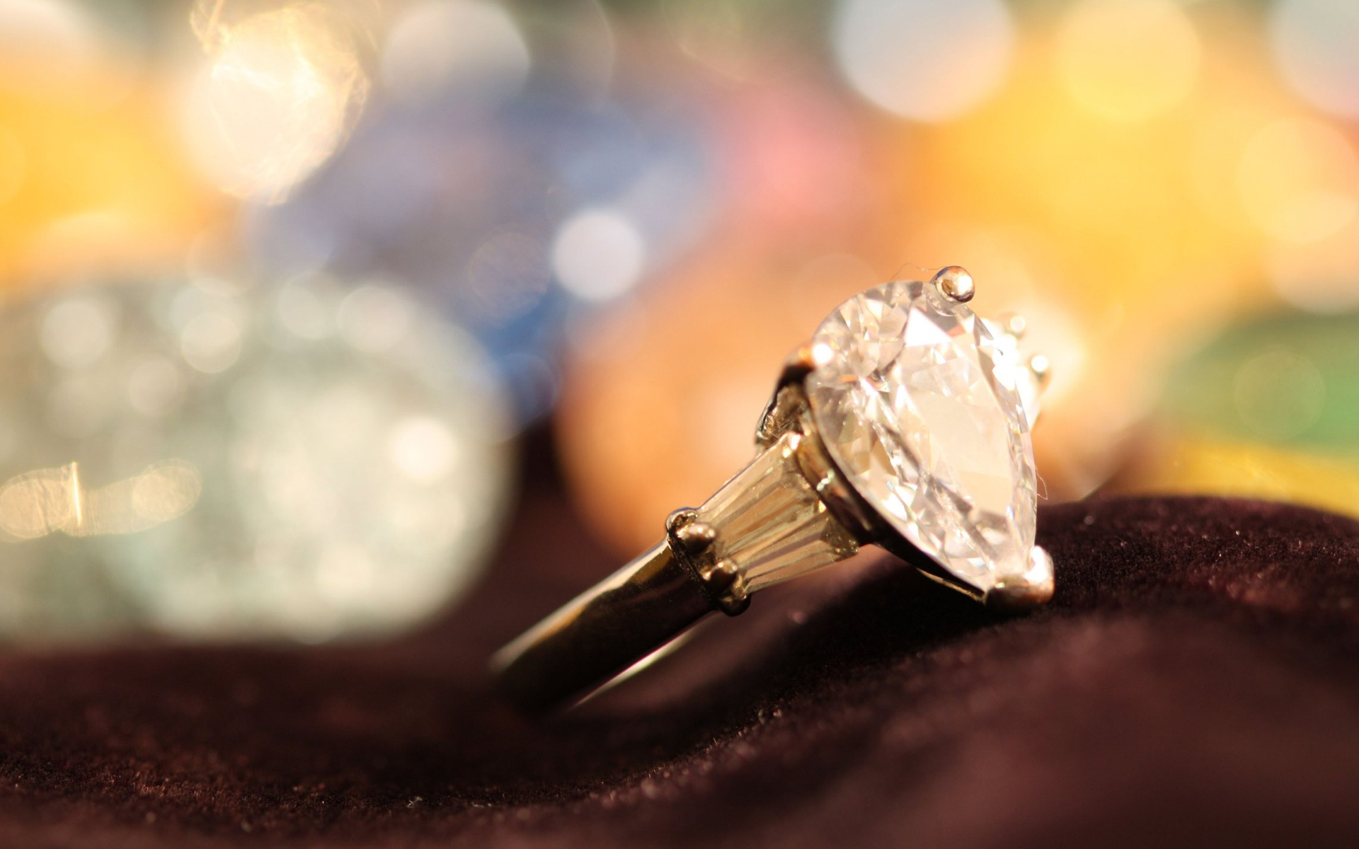 diamond engagement ring 1920x1200 wallpaper download page 358582 1920x1200