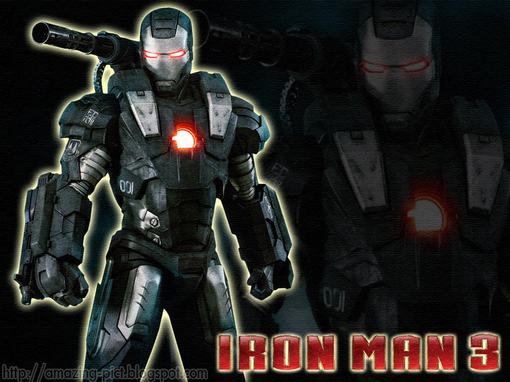Iron Man 3 Wallpapers HD Desktop 1024x768