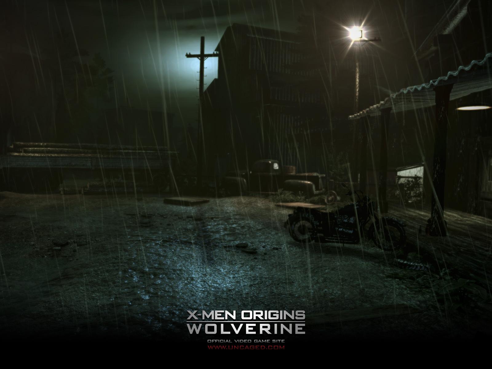 Bar Scene   X Men Origins Wolverine 1600x1200