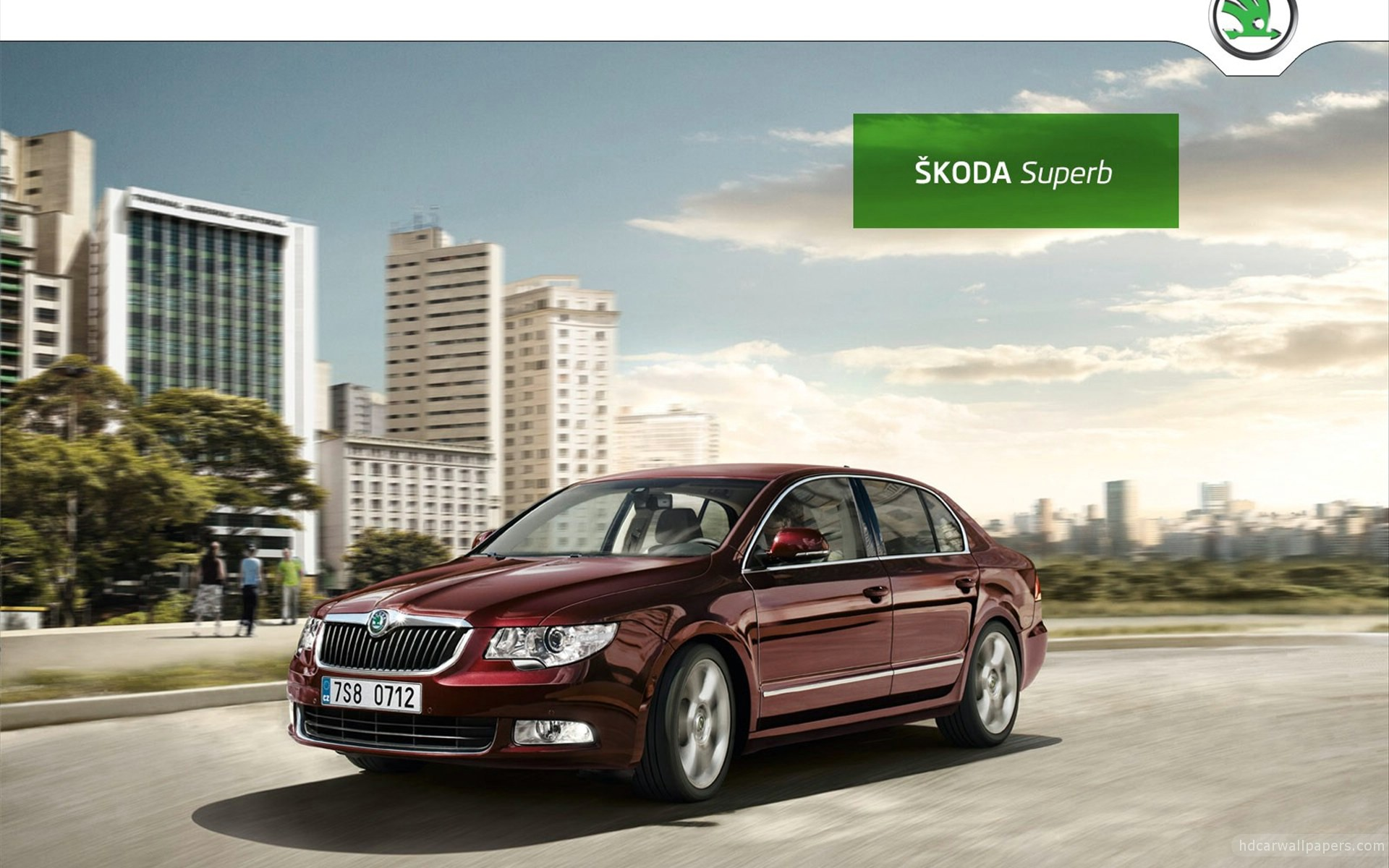 2011 Skoda Superb Wallpaper HD Car Wallpapers 1920x1200