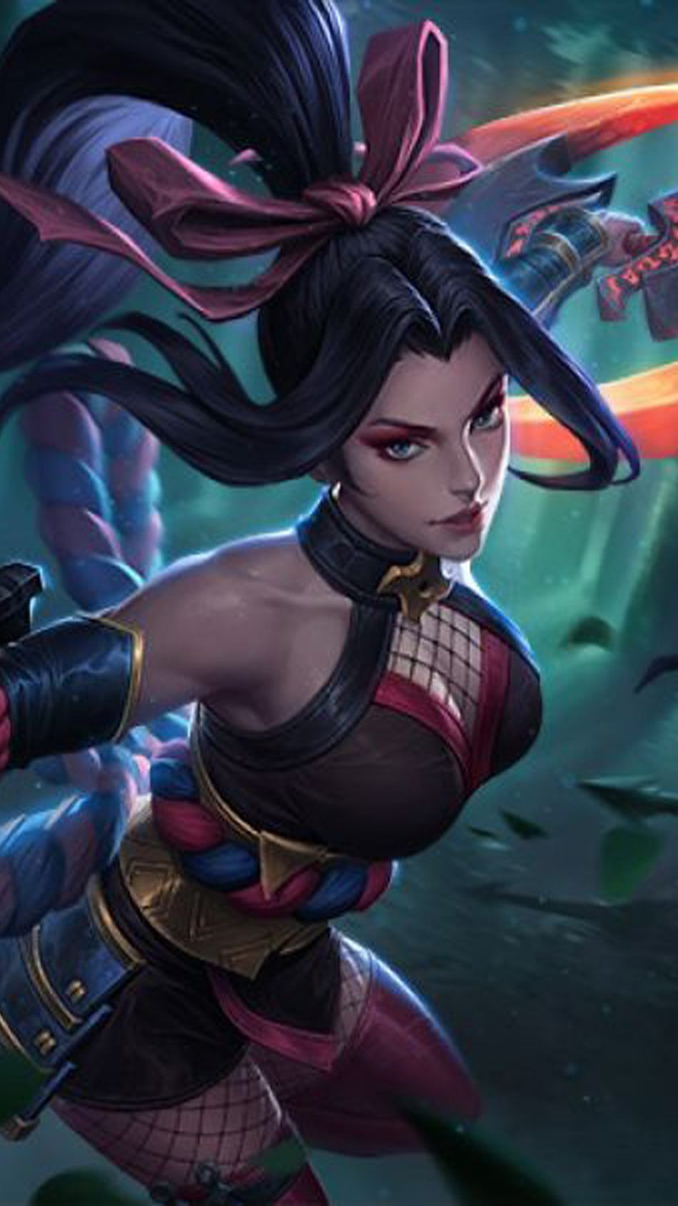 Hanabi Mobile Legends Mobile Legends Mobile legends Mobile 950x1689