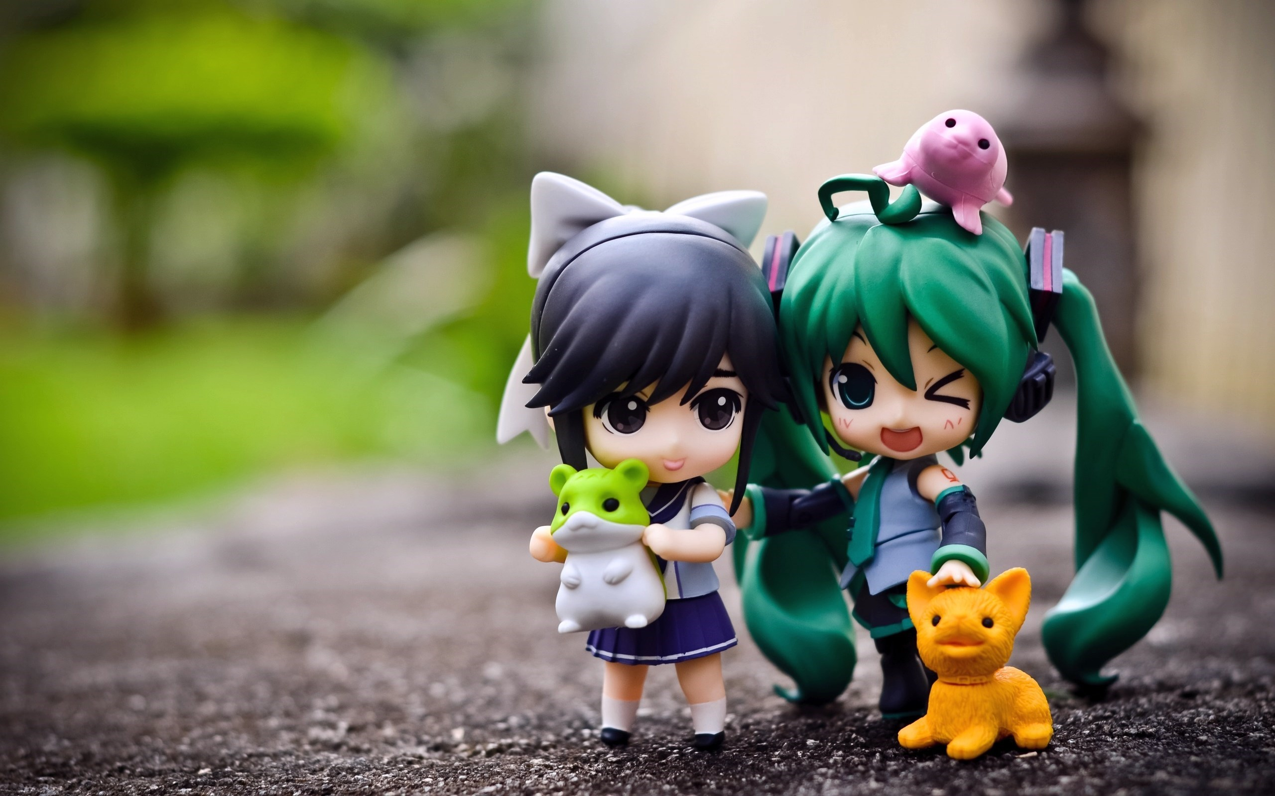 Dolls Anime Toys 6985996 2560x1600