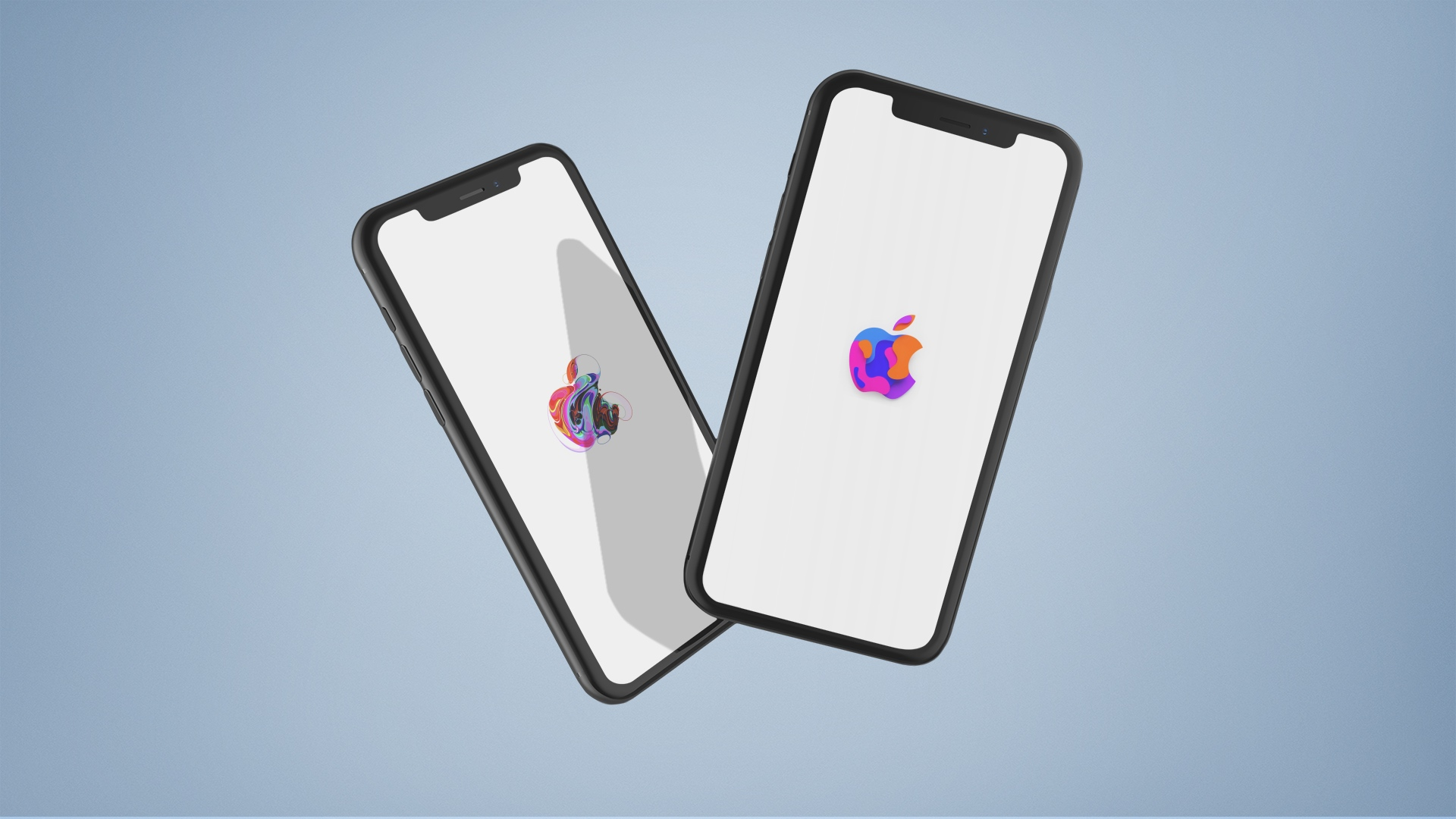 Theres more in the making 33 Apple logo wallpapers 1920x1080
