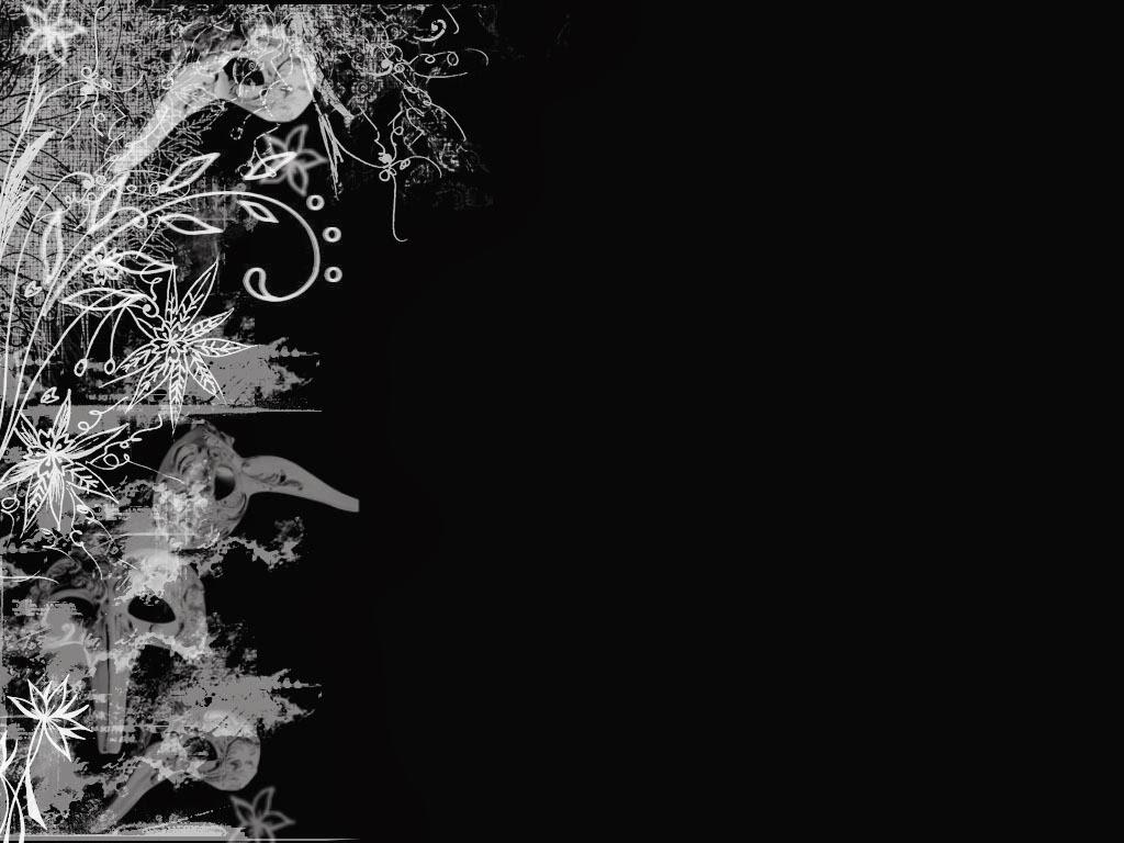 wallpaper black and white designs wallpaper black and white designs 1024x768