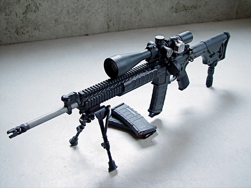 guns weapons sniper rifle larue tactical nightforce scopes magpul 800x600