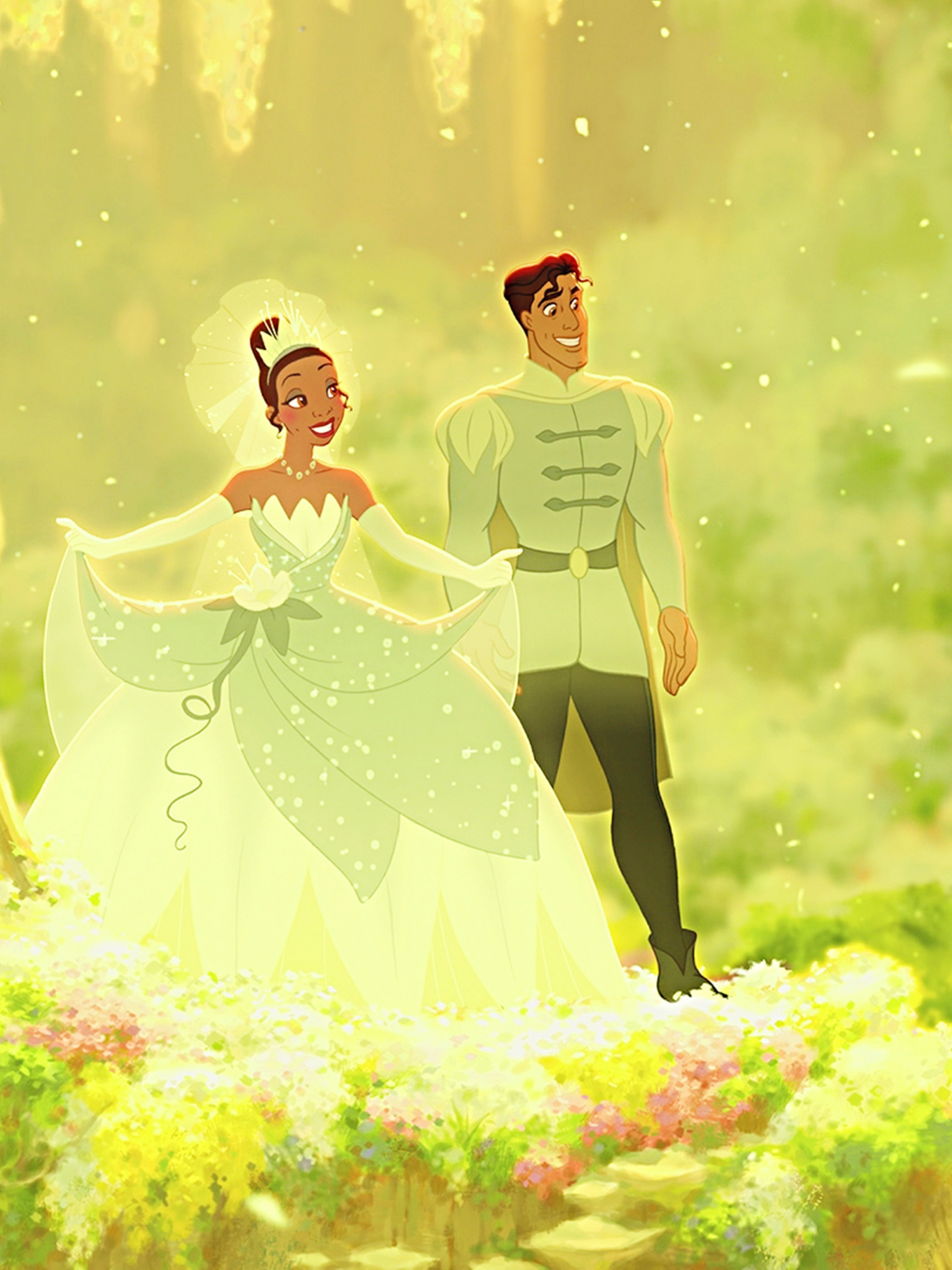 download Princess Tiana Images Crazy Gallery [5000x2813] for 1536x2048