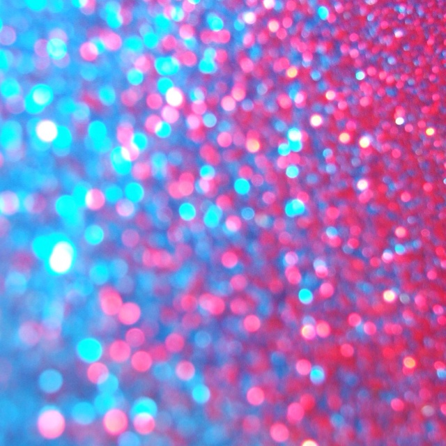 Blue and pink glitter and light Must have iphone cases Pinterest 640x640