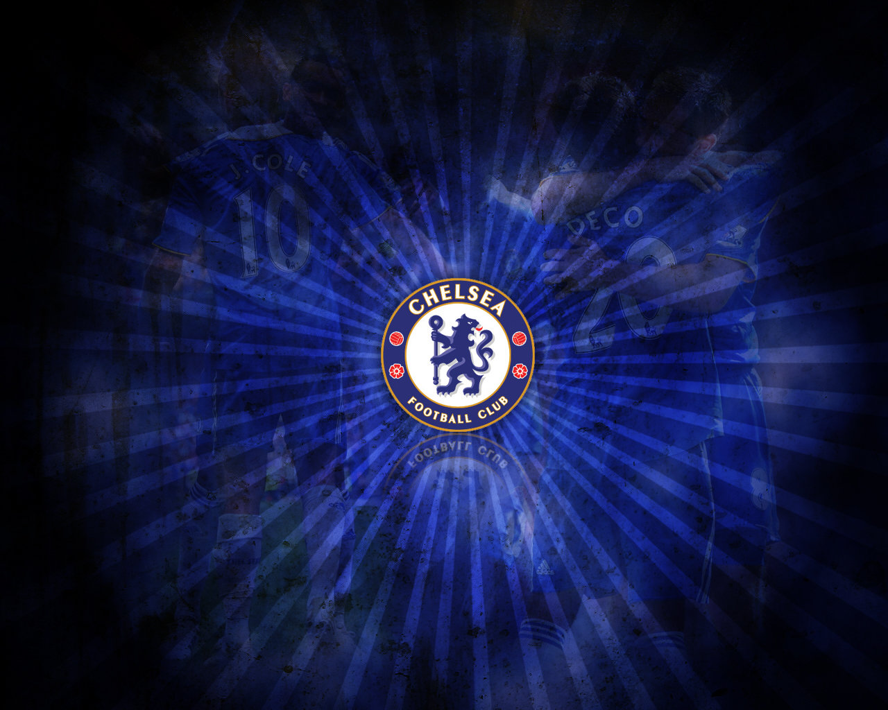 Chelsea FC Wallpaper by robfenech 1280x1024